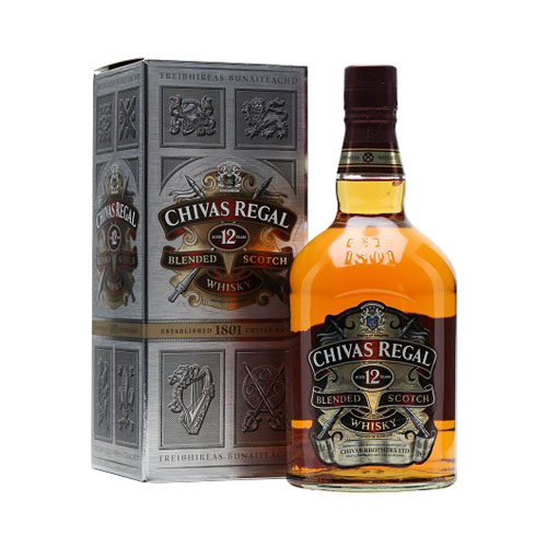 Chivas Regal - Daruj Alkohol E-shop
