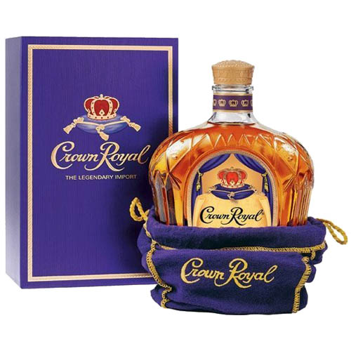 Daruj Alko flasa alkoholu Crown Royal