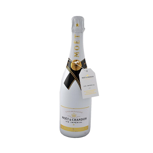 moet chandon imperial ice flasa