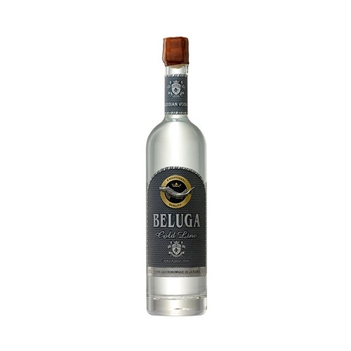 beluga gold line flasa vodka alkohol